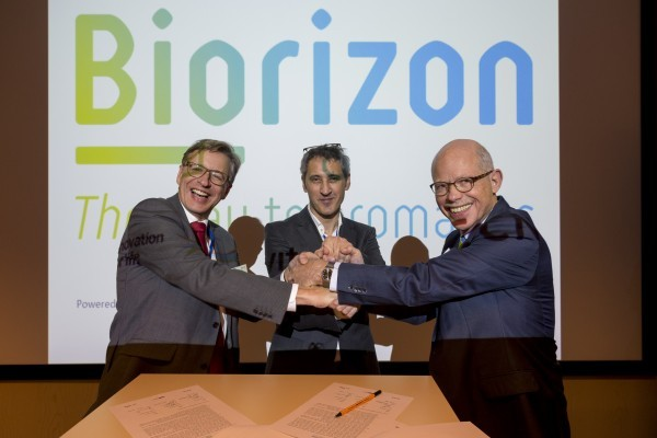 ECN brings thermochemical aromatics production to Biorizon