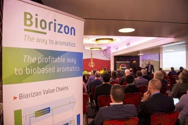 Event report 5th Biorizon Annual Event on Bio-aromatics