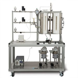 Continuous Hydrogenation Skid